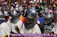 На майские празднике в Хотине (Украина), пройдет фестиваль «Битва наций»