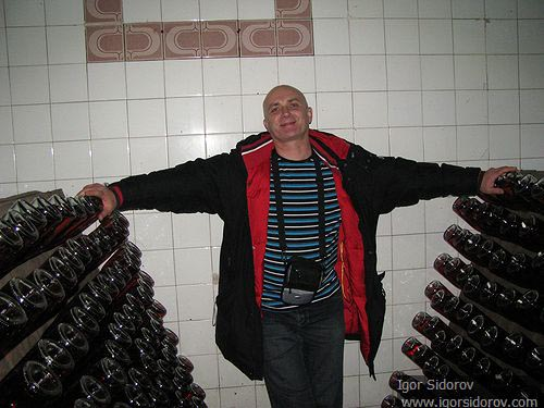 Знаменитые Криковские Подвалы