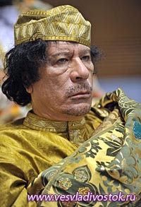 Биография Муаммара Каддафи