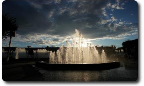 В Санкт-Петербурге открыт сезон фонтанов