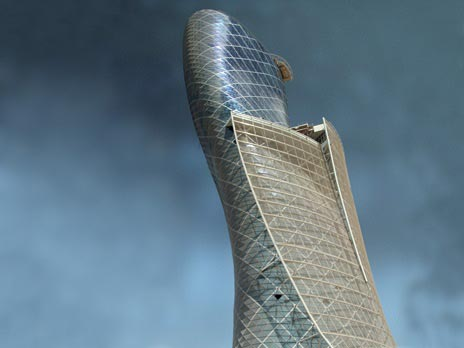 Новый пятизвездочный гостиничный комплекс откроется в Москве в 2012