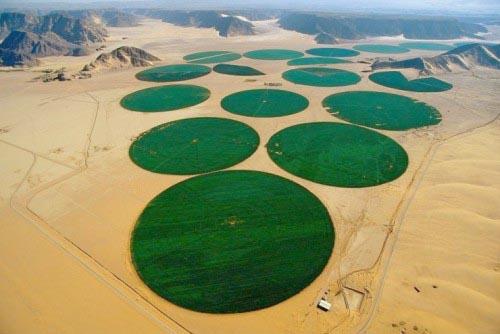 Грандиозный проект Каддафи – великая рукотворная река
