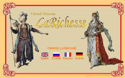 Уникальная коллекция музея «La Richesse» переедет в Бахчисарай