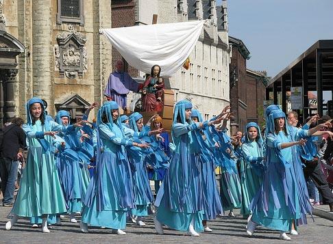 Музыкальные фестивали в Бельгии