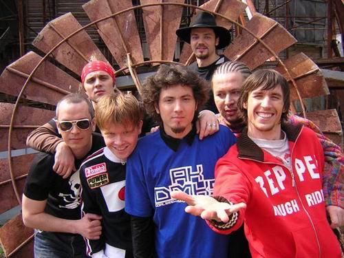 Группа Zdob si Sdup будет представлять Молдову на Евровидении 2011 г