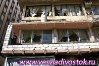 У мэрии Дамаска прогремел взрыв