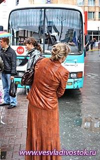 Во Владивостоке стали ходить дачные автобусы