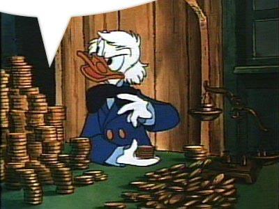 Чтобы стать богатым, надо очень сильно этого хотеть
