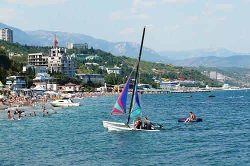 Едем отдыхать в Крым