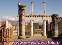 Возможность переночевать туристам возле Помпеев предлагает отель Piccolo Sogno