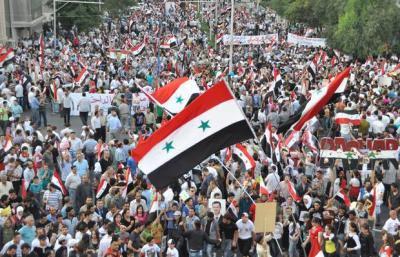 Лидер сирийских коммунистов однополярная система потерпела крушение