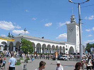 Туристический сбор в Симферополе