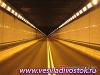 Подводный скоростной туннель в Китае