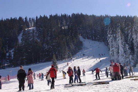 Развитие зимних курортов в Болгарии