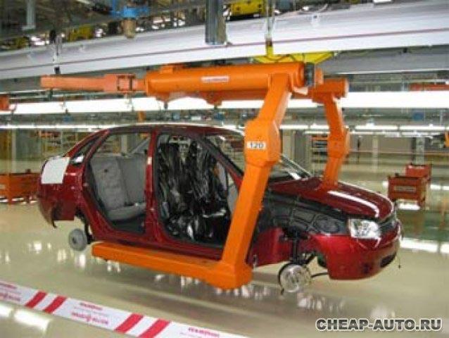 АвтоВАЗ будет делать «Лады» по-японски