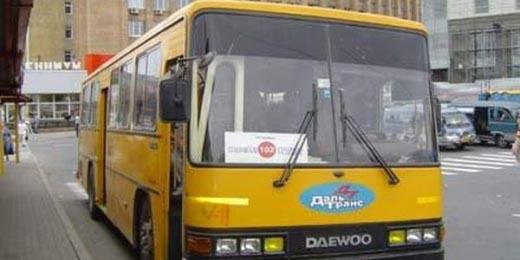 По субботам во Владивостоке будет ходить автобус «Площадь Луговая — Морское кладбище»