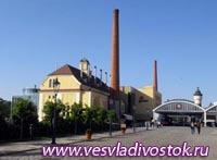 Пивные куранты от пивоваренного завода Plzensky Prazdroj в Чехии