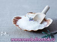 Фестиваль соли в Словении