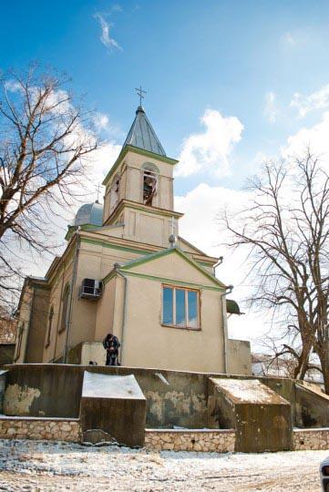 Где в Молдове находится самый старый монастырь