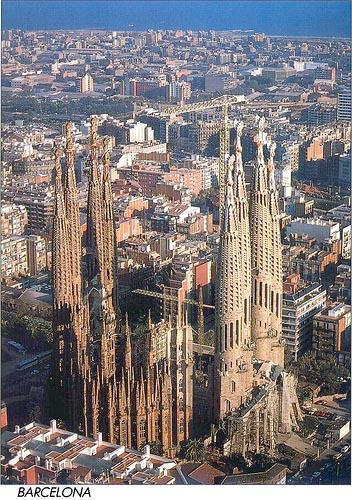 Путеводитель по Барселоне - Barcelona Metro Walks