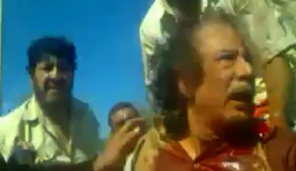 Соратник Каддафи рассказал о последних днях полковника