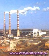 40 лет Владивостокской ТЭЦ-2