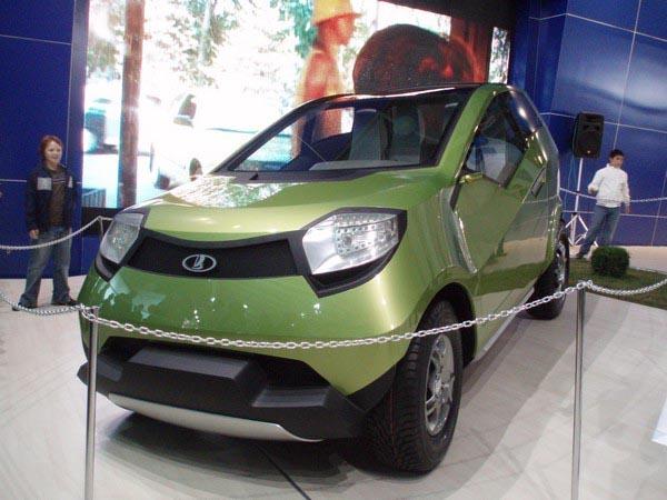 «АвтоВАЗ» готовит 9 новых моделей к 2014 году Не стыкуется что-то