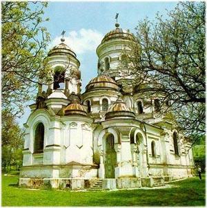 Монастыри Молдовы и почему их стоит посетить.