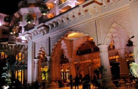 Открытие роскошной гостиницы Leela Palace в Нью-Дели