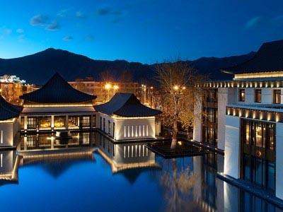 Пятизвездочная гостиница в Тибете