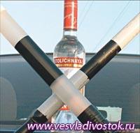 Госдума приняла закон, запрещающий пить за рулем