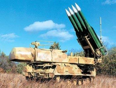 Сирия развернула на границе с Ливаном системы ЗРК