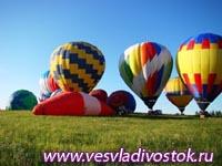 Фестиваль воздухоплавателей пройдет в Испании