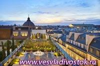 Гостиница Mandarin Oriental в Париже