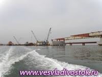 Начато строительство автодороги «Полуостров Дефриз – Седанка»