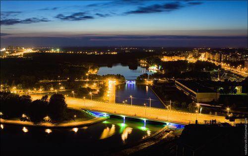 Когда откроют Комсомольское озеро