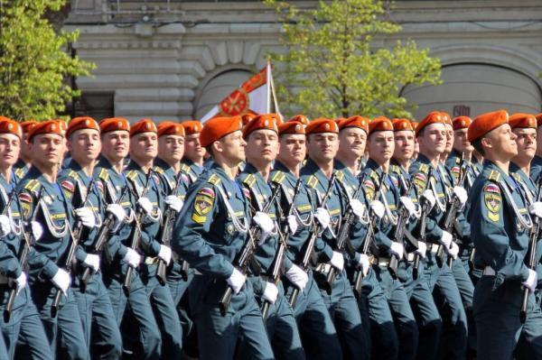 Парад победы 9 мая 2011, город Москва