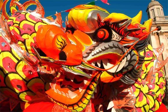 Весенние фестивали в Гонконге