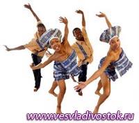 Балет Лулы Вашингтон танцует чувствами