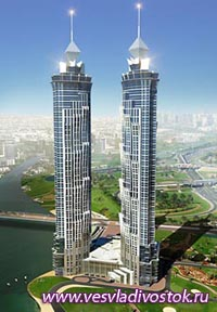 Новая роскошная гостиница скоро откроется в Дубае