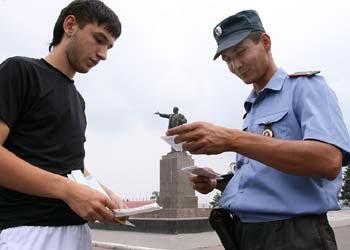 Гаишники «наказывали» водителей лотерейными билетами