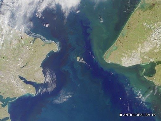Как СССР и РФ безвозмездно уступили США более 77,4 тыс. кв. км своих территорий