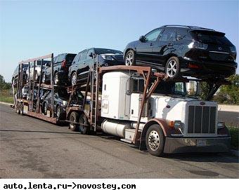 Импорт японских машин в Россию увеличился в семь раз