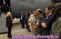 Клинтон поручила ливийцам убить лидера Джамахирии