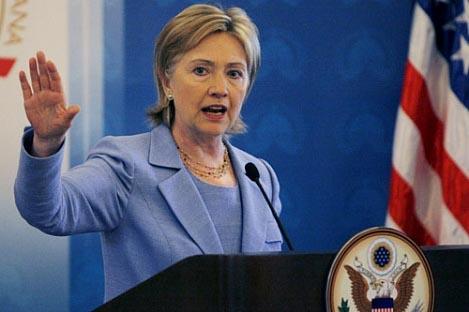 Клинтон пригрозила Асаду