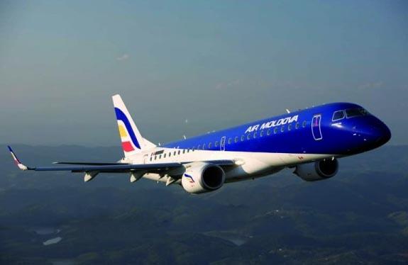 AirMoldova открытие нового рейса Кишинев-Сочи