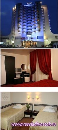 В Кишиневе после реконструкции открылась гостиница Flowers