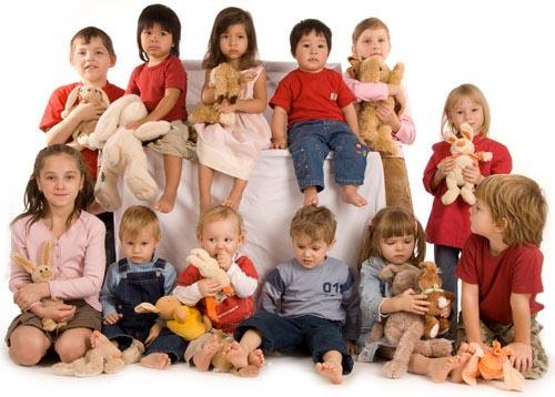 1 июля - Международный день защиты детей