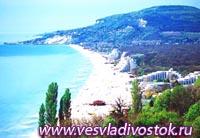 Развития морского курортного туризма в Болгарии