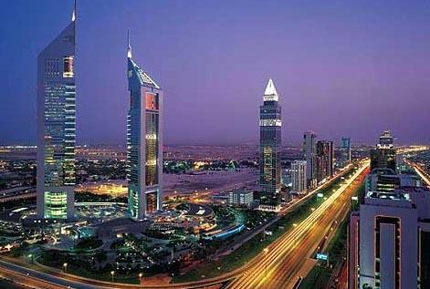 Дубай, одно из лучших туристических направлений 2011